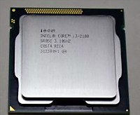 Intel Core i3-2100 3.1 GHz 2core SVGA HD Graphics 2000 0.5+ 3Mb 65W 5 GT s LGA1155
